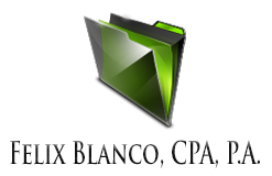 Felix Blanco, CPA - Financial Accounting and Tax Services for Small Business in the Westchase area of Tampa.